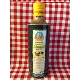 Condimento aromatizzato con limoni in bottiglia di metallo 0,5 L.