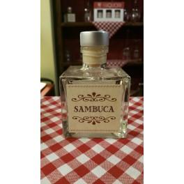 "Sambuca 200 ml. Liquore esclusivo ""Dispensa di Romagna"""