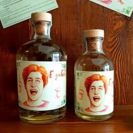 """Liquore """"E Gagin"""" - Gin con erba Luigia 500 ml."""