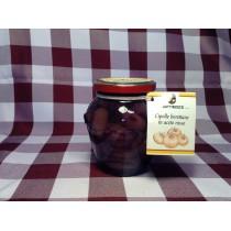 Cipolle Borettane in aceto rosso di vino 180 g.