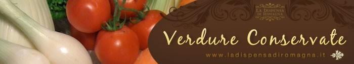 Verdure conservate